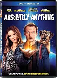ABSOLUTELY ANYTHING – CUTE BUT FORGETTABLE SIMON PEGG COMEDY