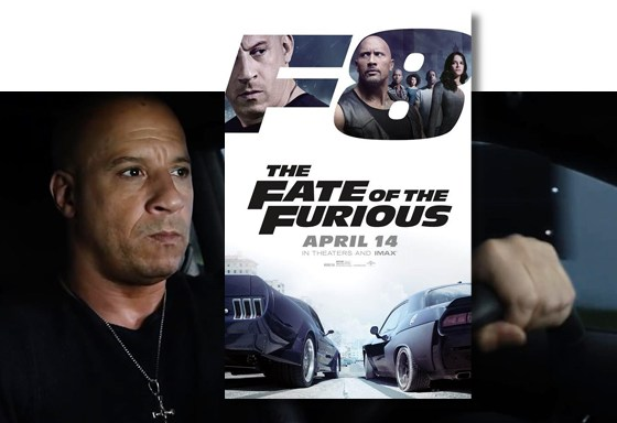 THE FATE OF THE FURIOUS – MUCH MORE THAN IT APPEARS TO BE