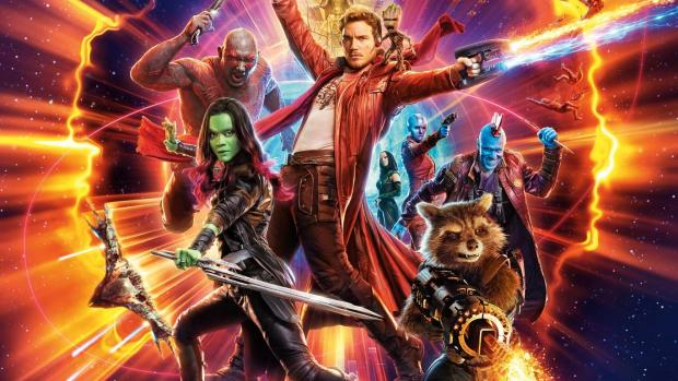 GUARDIANS OF THE GALAXY 2 – STRANGEST HOMESCHOOLING FAMILY… EVER