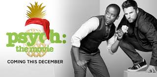 OUR FIRST VIDEO MOVIE REVIEW!!! PSYCH: THE MOVIE