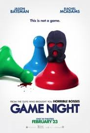 GAME NIGHT – VERY FUNNY ADULT ROMP