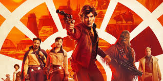 """SOLO – GAP FILLER AND WELCOME """"THROW BACK"""" TO THE ORIGINAL STAR WARS STYLE OF A NEW HOPE"""