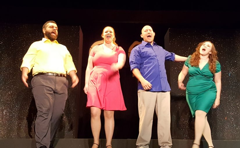 I LOVE YOU, YOU'RE PERFECT, NOW CHANGE – MUST SEE MUSICAL COMEDY FOR MARRIED COUPLES