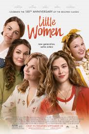 LITTLE WOMEN – ONE OF THE BEST MOVIES I'VE SEEN IN YEARS