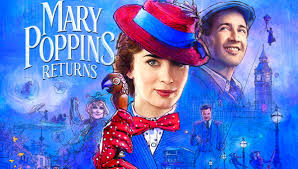 MARY POPPINS RETURNS: PLOT AND CHARACTERS HUGELY FLAWED BUT…. EMILY BLUNT IS SUPERCALI….OH YOU KNOW THE REST