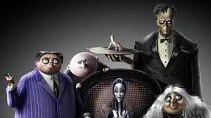 THE ADDAMS FAMILY – GOOD MOVIE WHICH JUST FALLS – LONG –  OF BEING AN EXCELLENT ONE