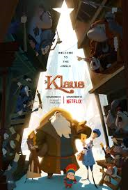 KLAUS OUTSHINES THE OTHER OSCAR CONTENDERS