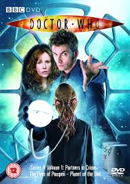 DR. WHO AND THE OOD – A TONGUE-IN-CHEEK WARNING?